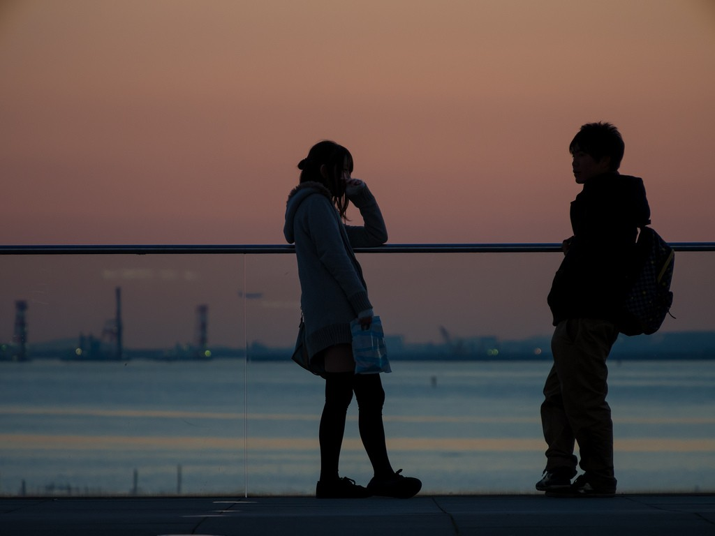 保護中: 弱っている女性の心の隙間にスルりと忍び寄り、心理的距離をグッと縮める戦略