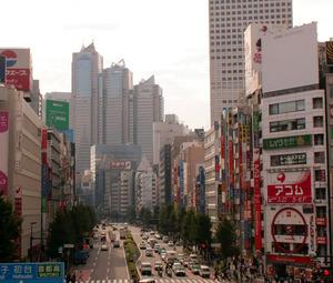 【なう】新宿にいるんですけd?